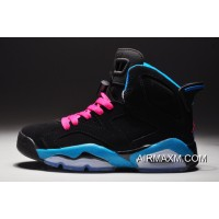 New Style Womens Air Jordan 6 Retro SKU:136709-222