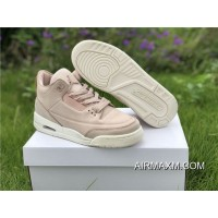 Women Air Jordan 3 Retro GS Particle Beige Online