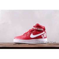 Women Nike Wmns Air Force 1 SUP Sneakers SKU:144369-598 For Sale