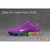 Women Nike Air VaporMax 2018 KPU Sneakers SKU:12406-253 Big Deals