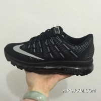Free Shipping Women Nike Air Max 2016 Running Shoe SKU:2427-201