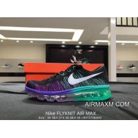Women Nike Flyknit Air Max 2017 Sneakers SKU:119518-242 Top Deals