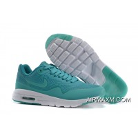 Women Sneakers Nike Air Max 1 Ultra Moire SKU:181762-248 New Year Deals