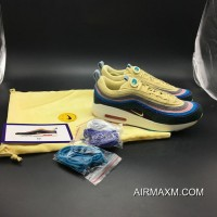 Authentic Women Sean Wotherspoon Nike Air Max 97/1 Hybrid SKU:23755-217