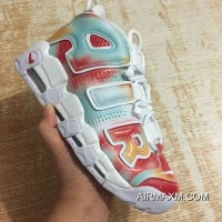 Latest Women Air More Uptempo Nike Sneakers SKU:6385-251