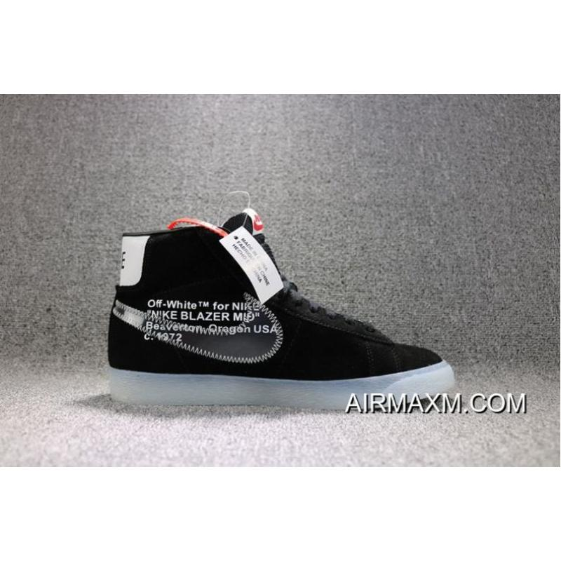 2b88892400c15 Big Deals Women OFF-WHITE X Nike Blazer Mid SKU 149252-211 ...