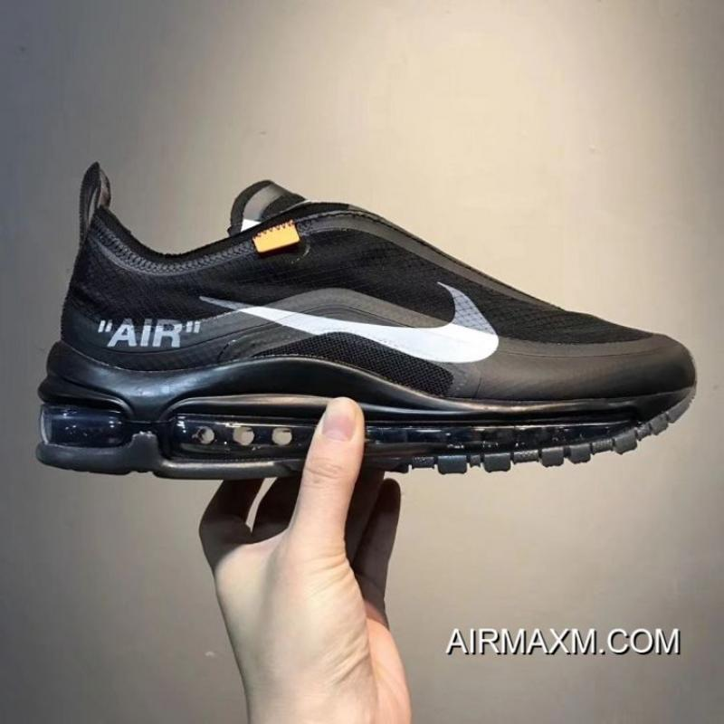 d5b0c77c0739f Women OFF-WHITE X Nike Air Max 97 Sneaker SKU 127157-224 New Style ...