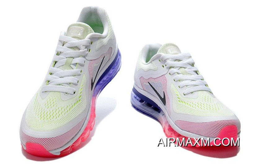 finest selection b2c24 43ef5 Best Women Nike Air Max 2014 Grey Black Blue Pink