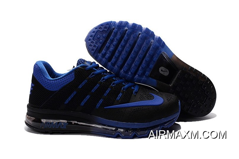 53316a5150 Best Nike Air Max 2016 Royal Blue Black For Men, Price: $67.51 ...