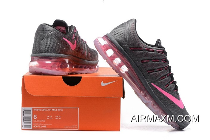 c873b71fbc ... new zealand women for sale nike air max 2016 grey pink black d834e  1686f greece cheap ...