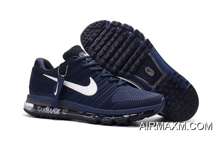 ebb09abc9b4 Air Max 2017 Black Navy Blue White Where To Buy