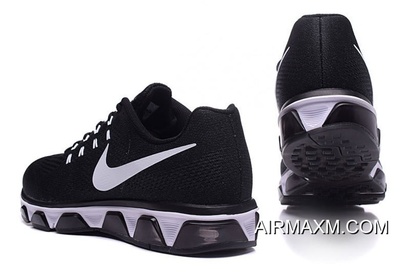 promo code 73bc7 c1f11 Outlet Nike Air Max Tailwind 8 Black White