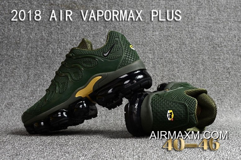 67c350ce67 ... france nike air vapormax plus kpu army green golden for sale 62ee8 d7772
