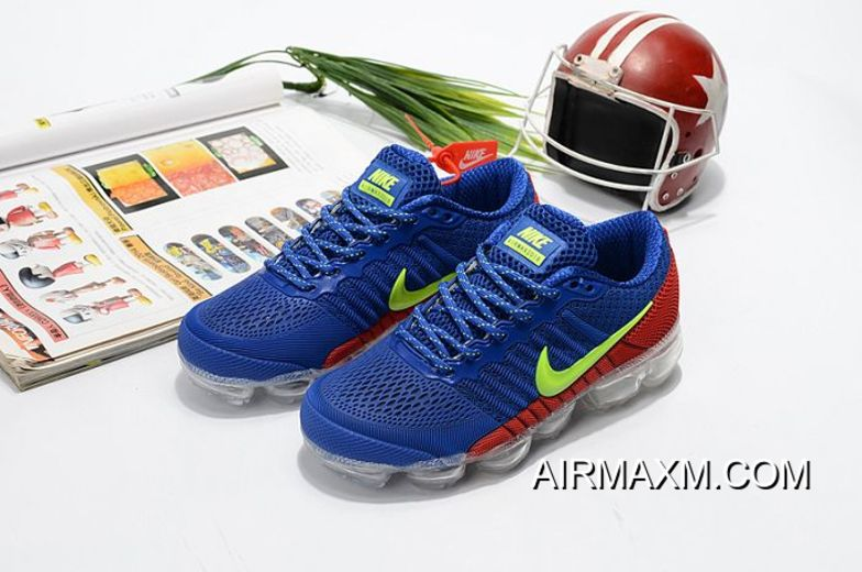 the latest f6f6e a61b4 Kids Nike Air VaporMax 2018 KPU Running Shoe SKU:163134-264 Top Deals