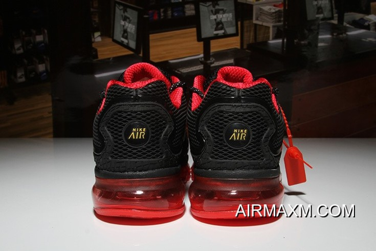 new arrival 3a460 0ab89 Nike Air Max 2018 Elite Black Red Yellow New Style