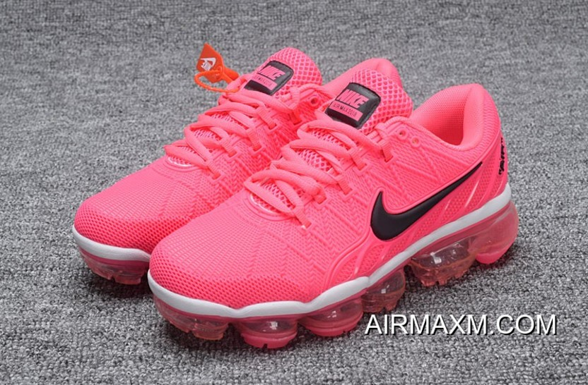 low priced cfdef e707e Nike Air Max 2018 Leather Pink Black Women Where To Buy