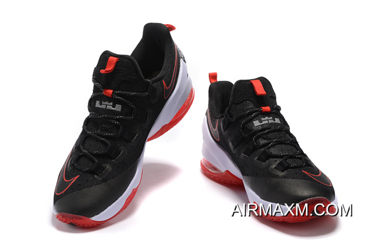 differently ec03b 9b21f Men Nike Air LeBron XIII Basketball Shoes Low SKU:8779-441 For Sale