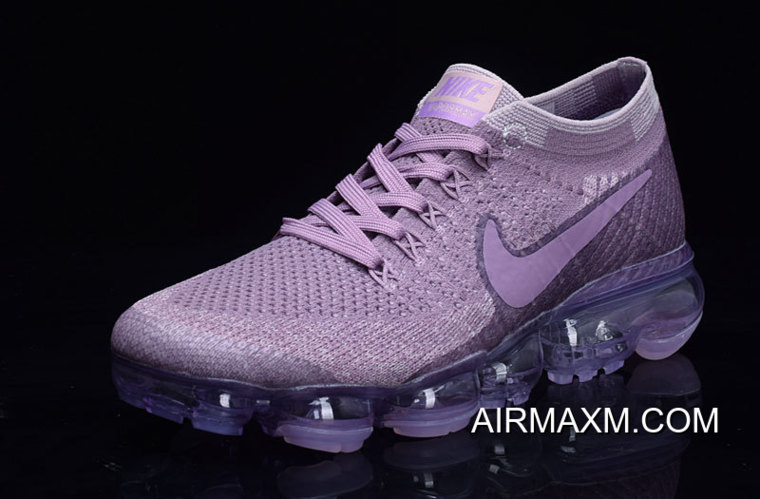 huge selection of 5db29 3f8ab New Year Deals Women Nike Air VaporMax 2018 Flyknit Sneakers SKU 992-234